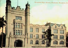 erasmus hall high school brooklyn 1912