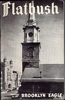 erasmus hall hs, dutch reformed church on book cover